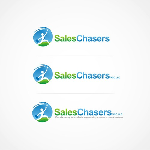 Exciting logo needed for rapidly growing company SalesChasers VCC LLC