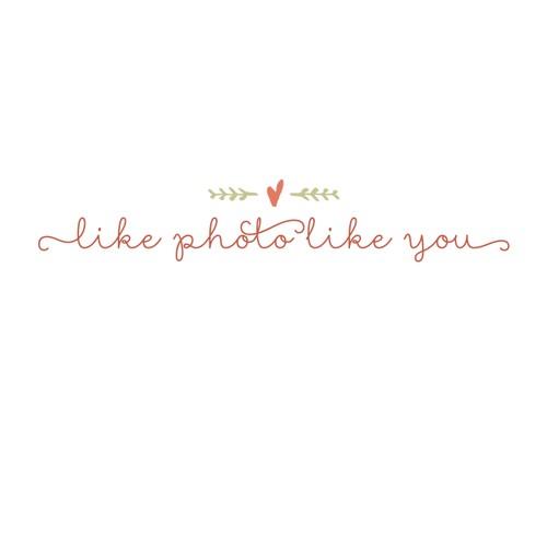 Like Photo Like You Logo Design
