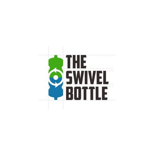 Swivel Bottle Logo Design