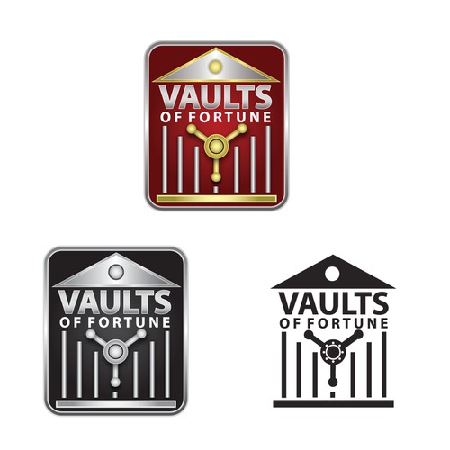 Vaults of Fortune(TM)  needs a new logo