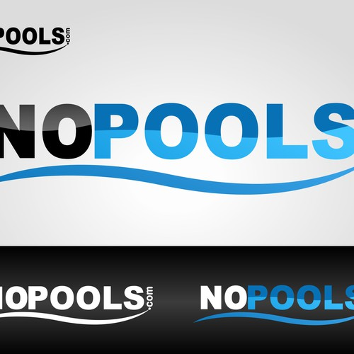 logo for NoPools.com