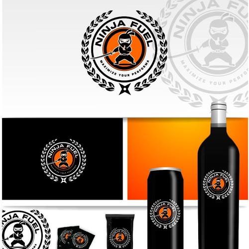 Create the next logo for Ninja Fuel