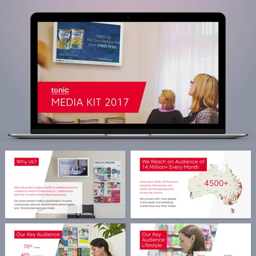 Health & Wellbeing Network Media Kit