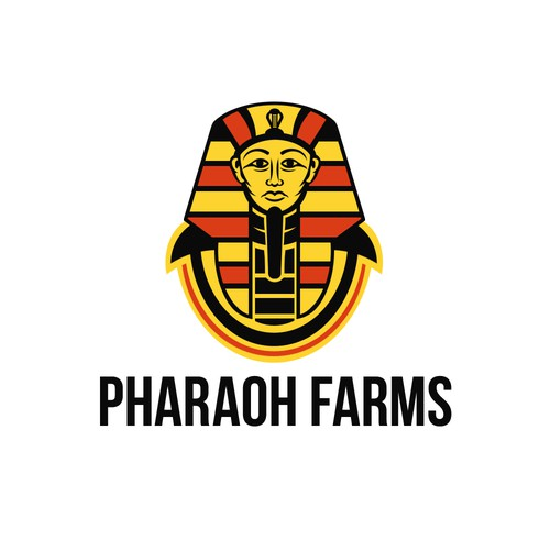 PHARAOH FARMS LOGO