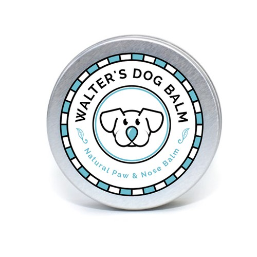 Logo for Walter's Dog Balm