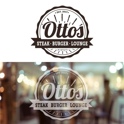 Logokonzept für Restaurant/Lounge