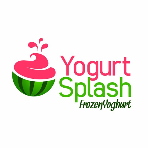 Logo for Frozen Yogurt