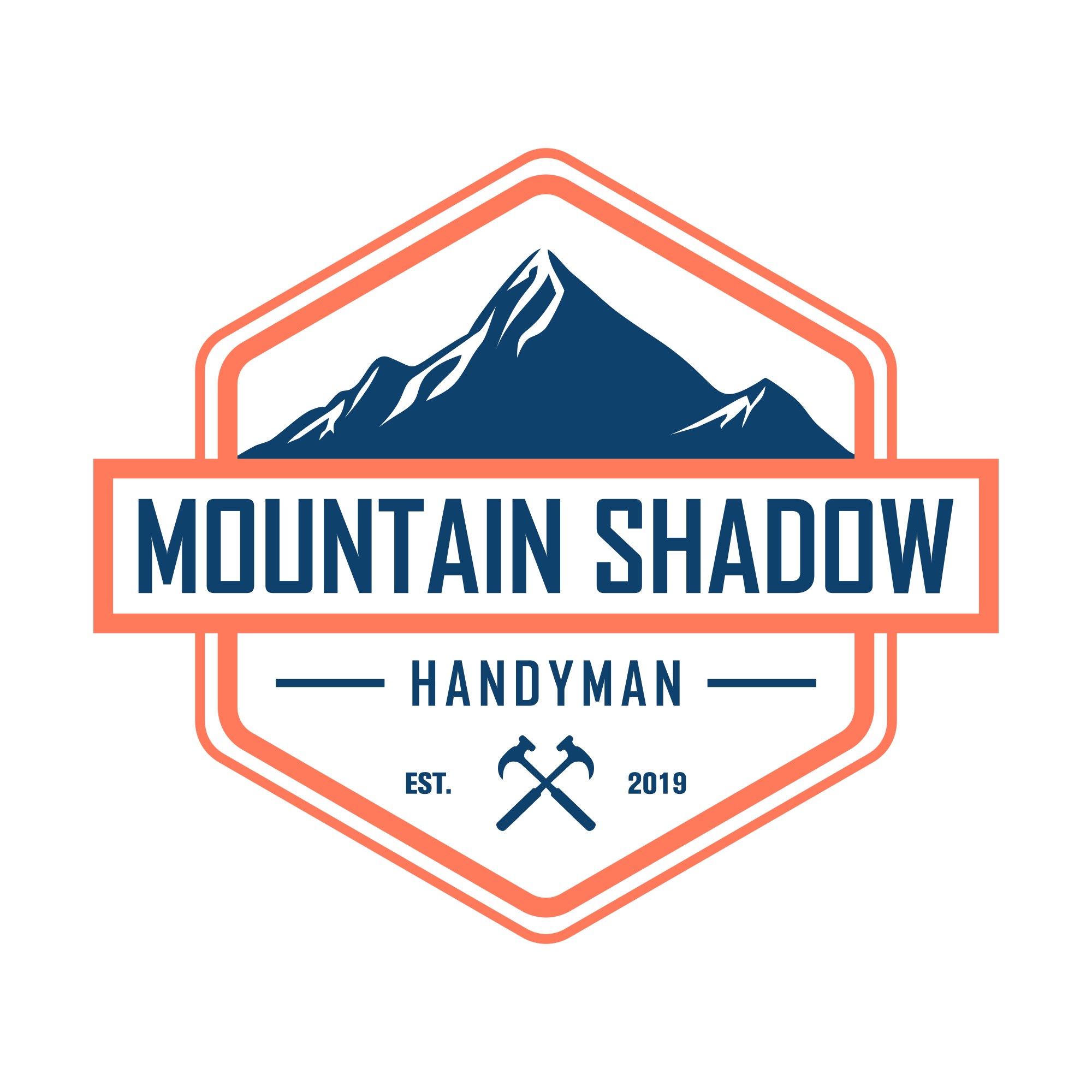 Handyman logo That will get your attention while still classy