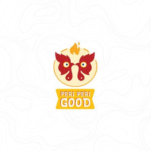 Peri Peri Good Logo Design