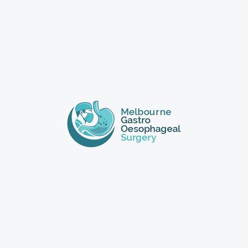 modern logo for medical industry