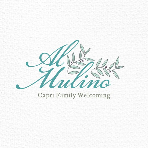 Logo for Boutique Family Hotel in Italy