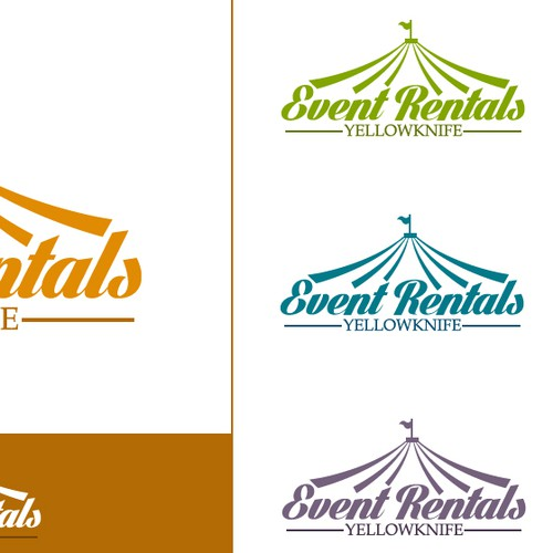New event and party rental company needs a fun, modern and professional logo.