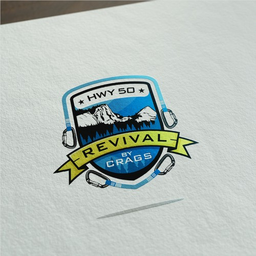 HWY 50 Revival logo contest