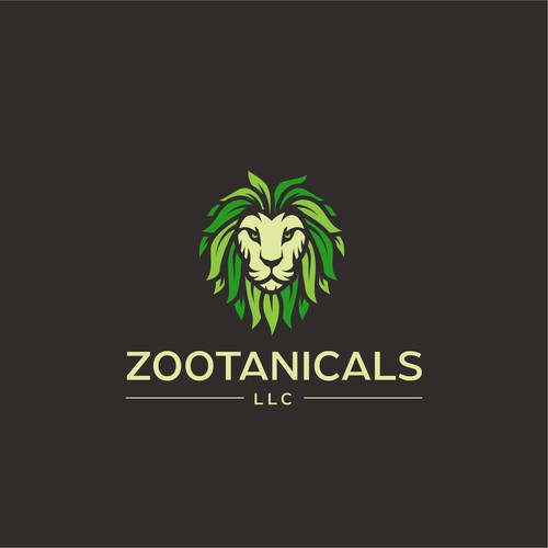 logo concept for zootanicals