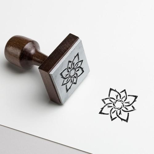 Allgreenproject Stamp Design