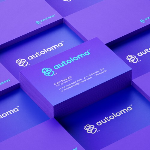 Business cards for autoloma