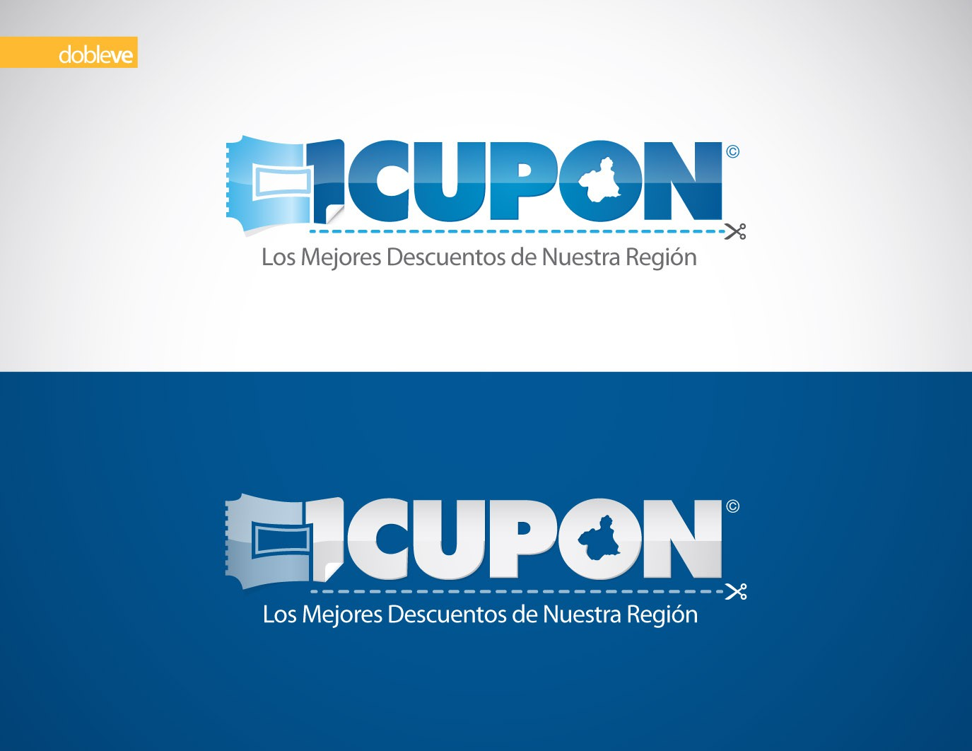 1cupon (1coupon in english) needs a new logo