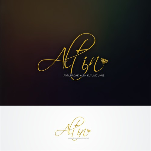 Create a logo for jewelry online shop