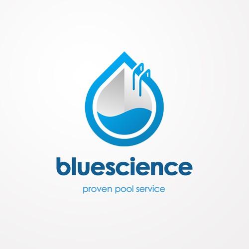 BlueScience needs a new logo