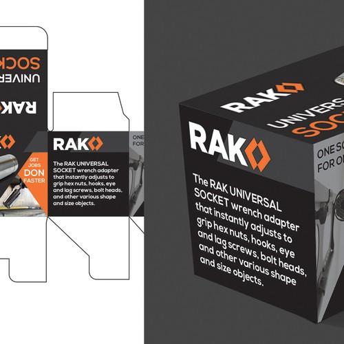 RAK Universal Socket Box design