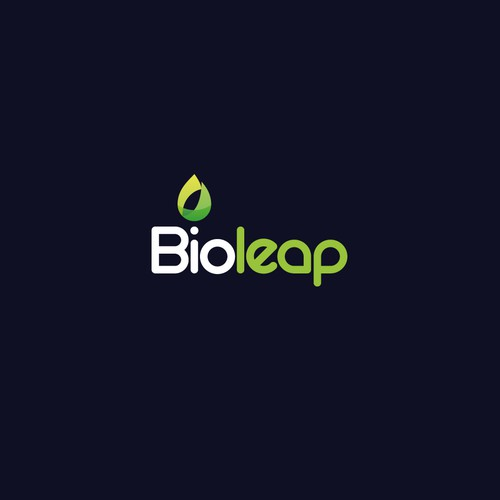 Logo for a biofuel company