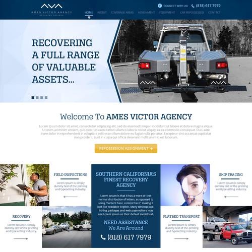 Web Page - Ames