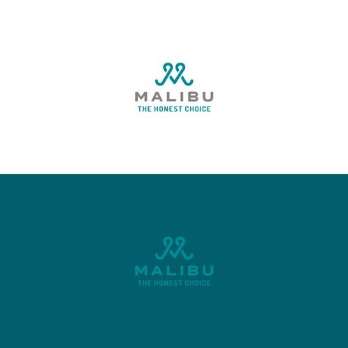 Logo for Malibu Organic Cannabis Vape Company.