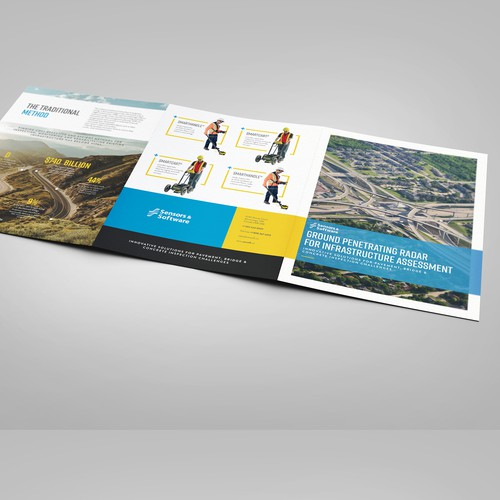 Brochure Update with new branding