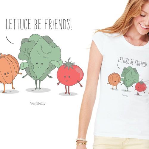Lettuce be Friends!