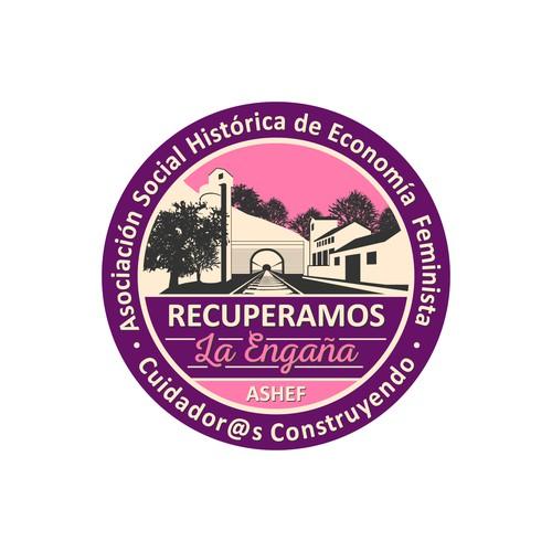 Informative Combination Logo