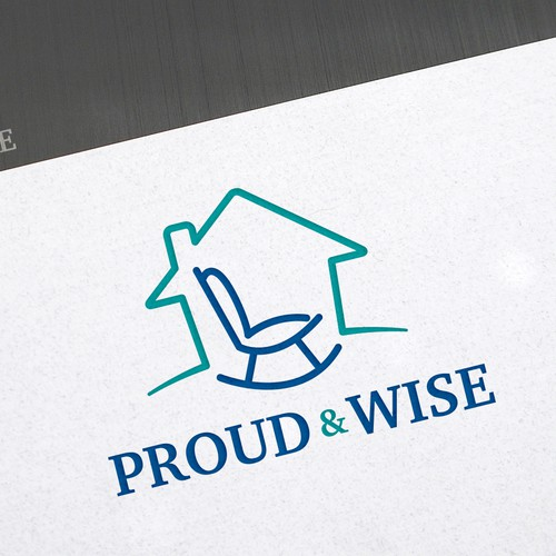 Proud & Wise Logo Design
