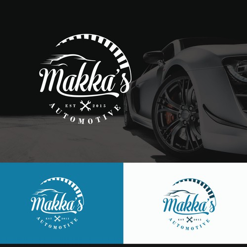 Logo Design for Makka