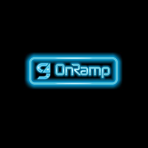 neon light logo