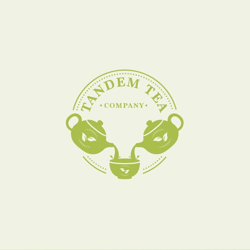 Logo for Tandem Tea Company
