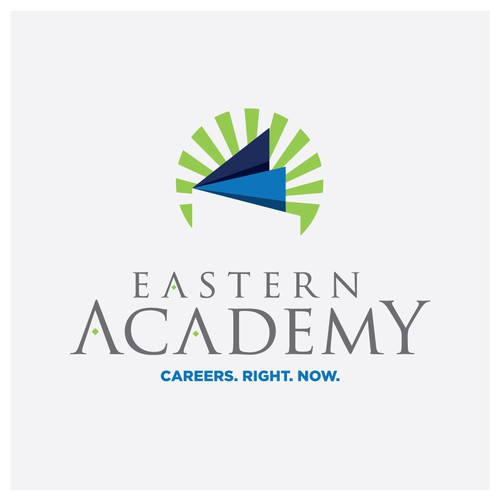 Logo for short careers Academy