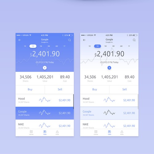 Trading Journal App for Traidr