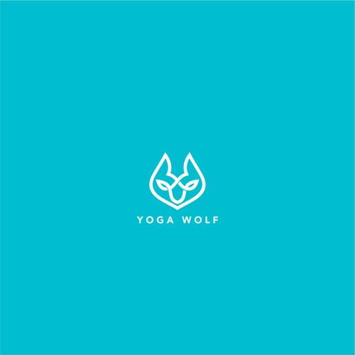 Yoga Wolf needs a vibrant, modern logo