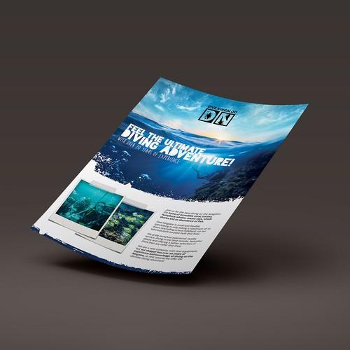 Diving Brochure