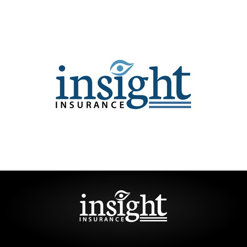 Help Insight Insurance with a new logo