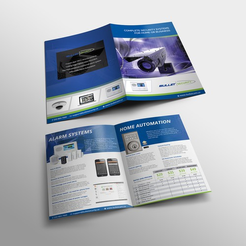 Bullet Security Brochure