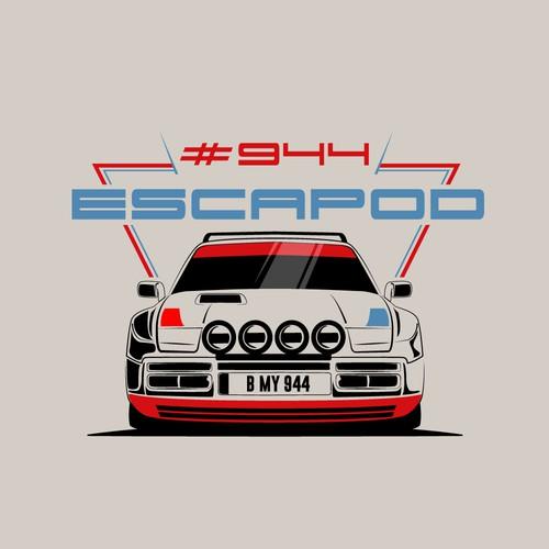 Logo design for car decal!