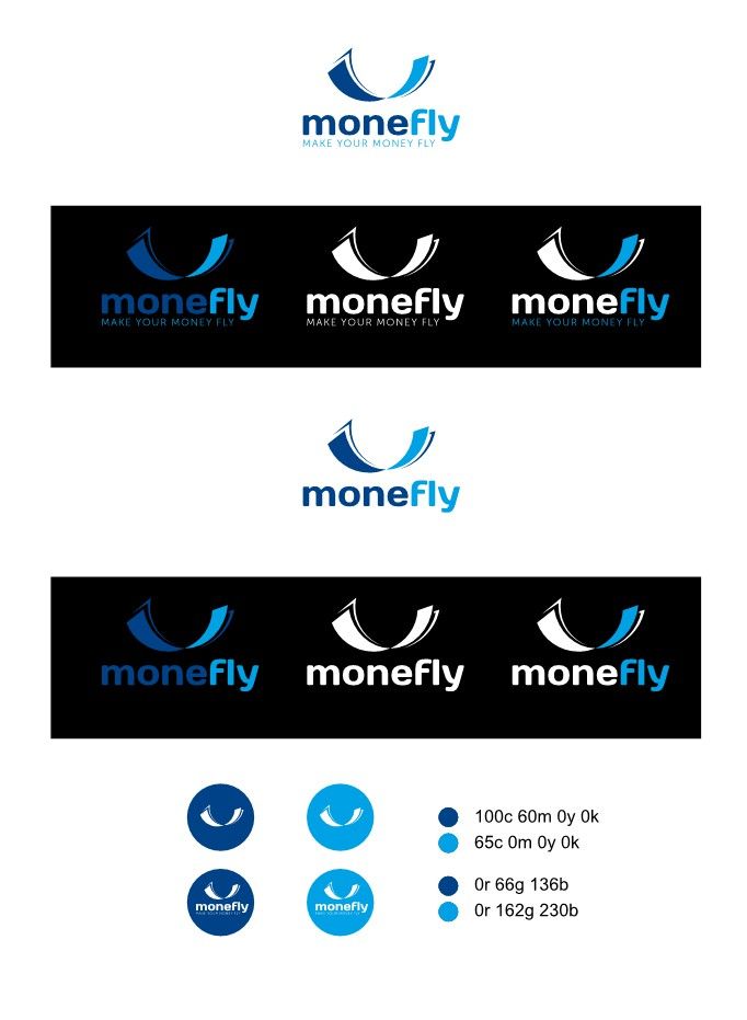 Create logo and colour palate for Funky Personal Finance App