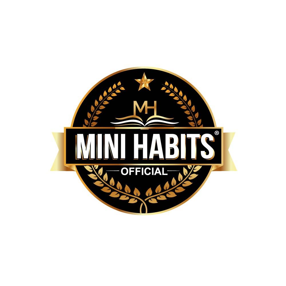 Mini Habits Logo/Badge/Emblem