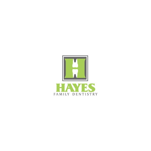 Create the next logo for Hayes Family Dentistry