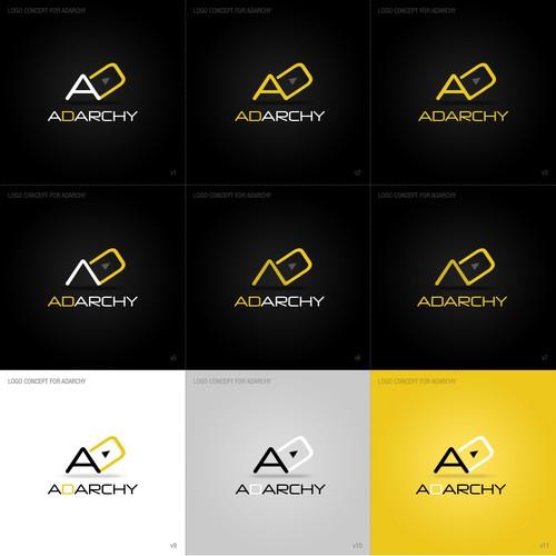 Adarchy - Logo