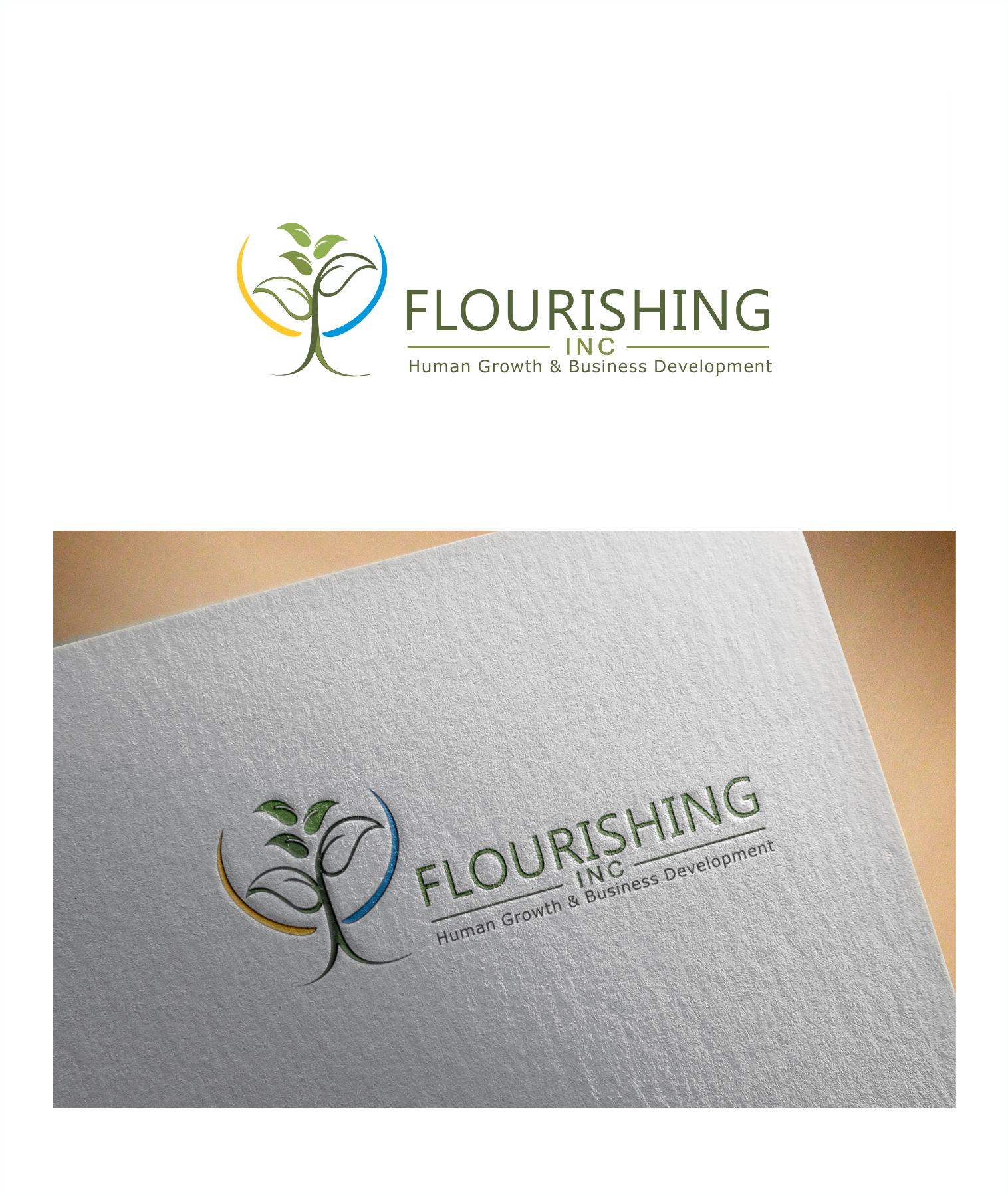 Create a package that leads Flourishing, Inc. to Flourish!