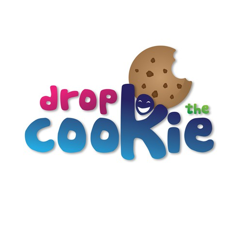 Create the next logo for Drop the Cookie