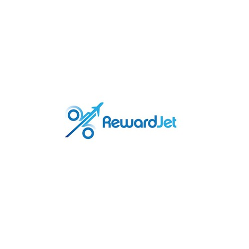 Logo for airline booking service