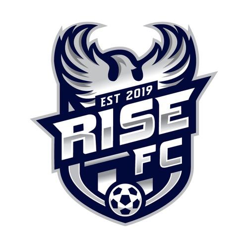 Rise FC logo