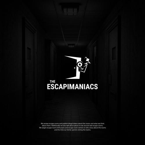 Logo for Escape Room Enthusiast Website